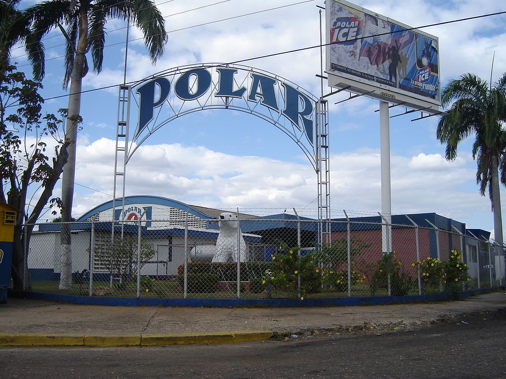 Distribuidora Empresas Polar, Ciudad Bolívar (Photo by Guillermo Ramos Flamerich)