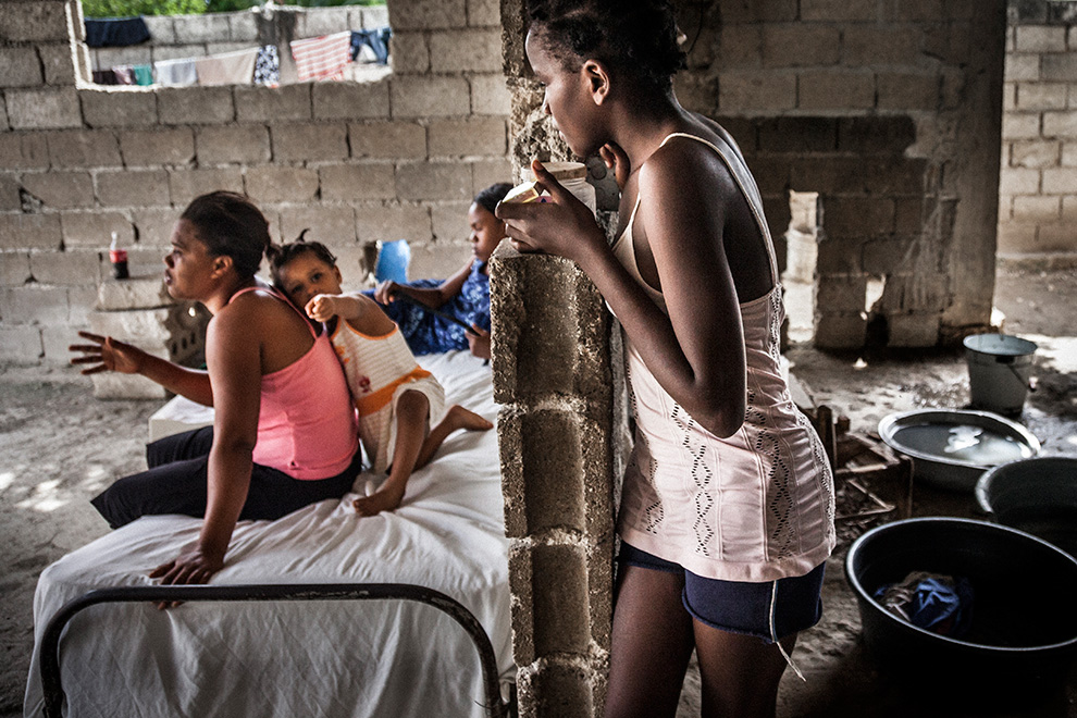 Call girl in Haiti